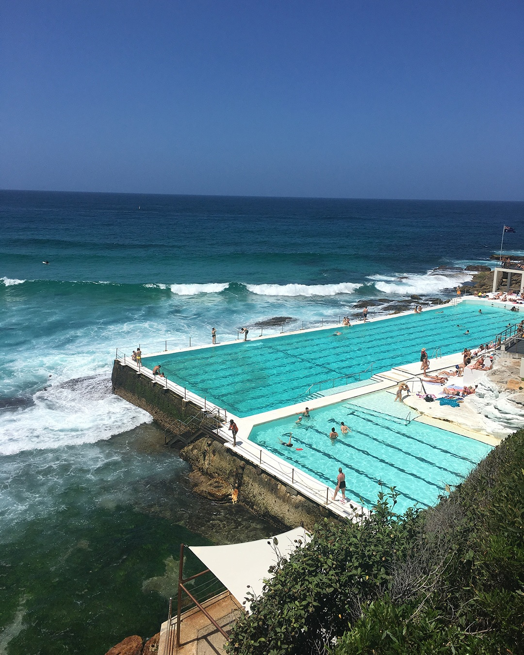 The Bondi Icebergs Pool