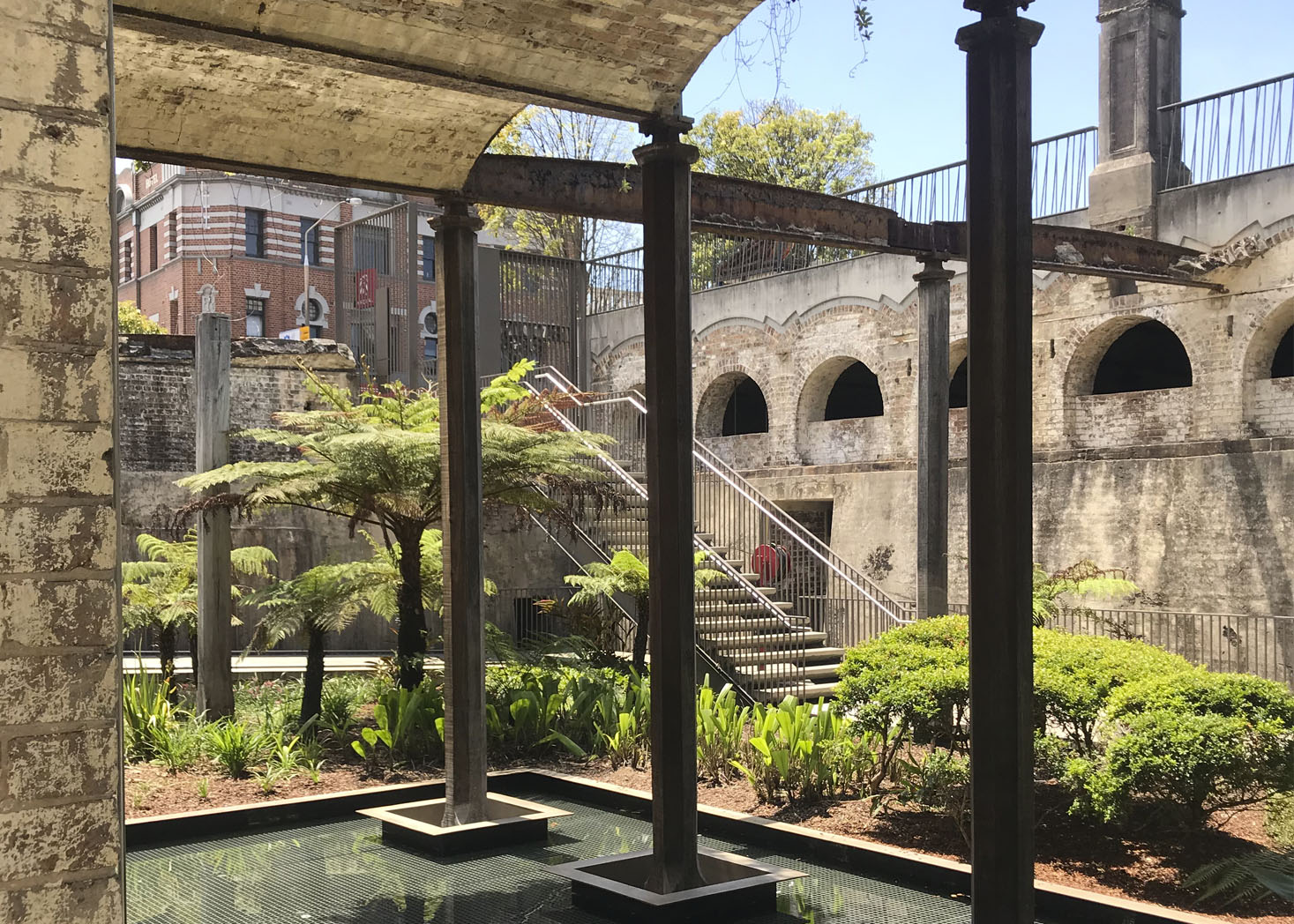 The Paddington Reservoir Gardens