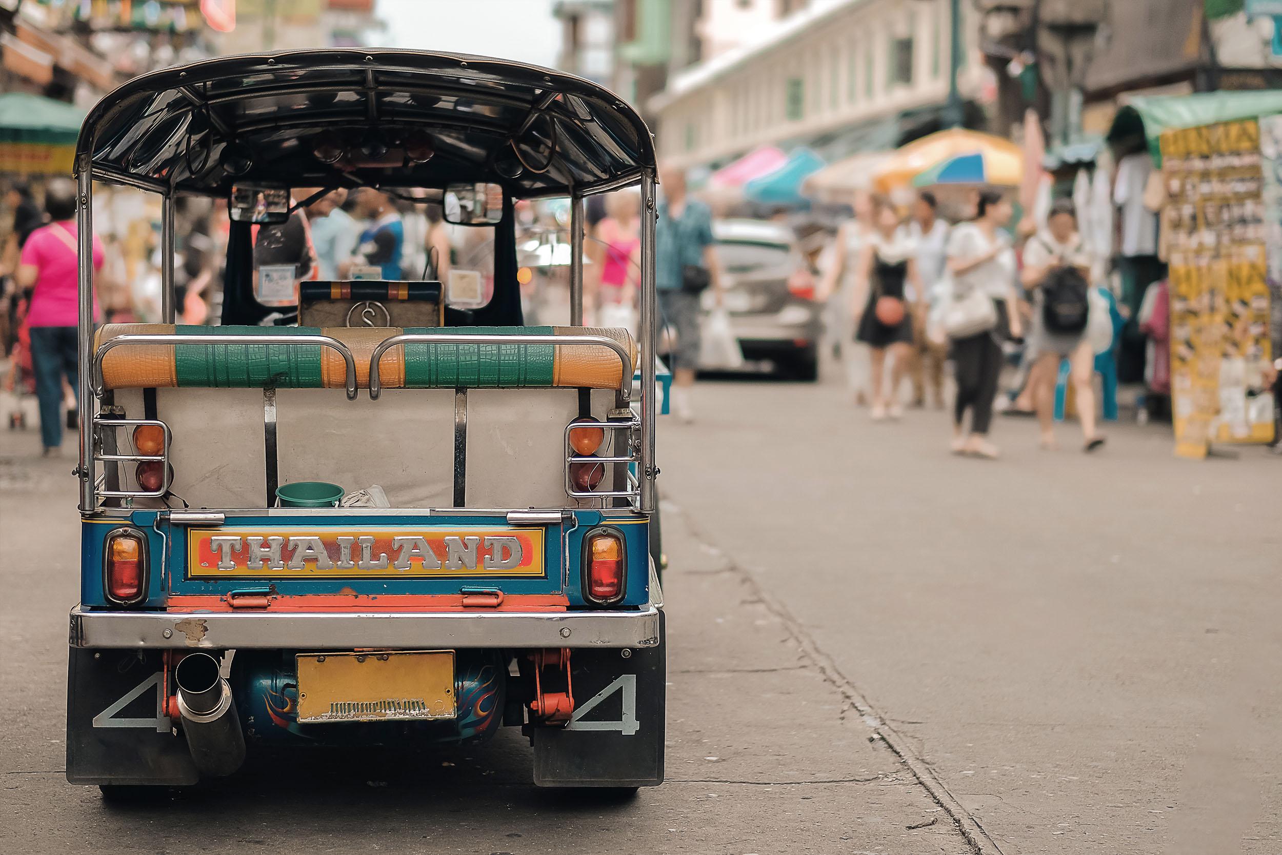 Summer 2019 Collection: Bangkok, Thailand
