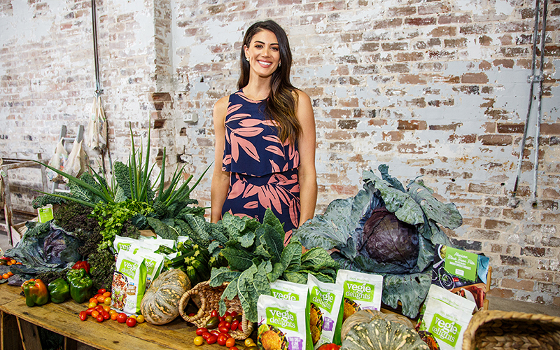 Vegie Delights - January 2018 – presentIt Tastes Great to be Good campaign – vegan eCookbook collaboration with former athlete Stephanie Rice.Celebrity partnership, managing recipe creation and book production, media outreach, celebrity promotional schedule, influencer engagement and Instagram management.