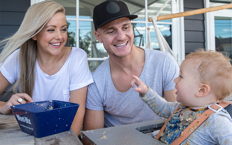 Weet-Bix – Messy Kids - 2015 – presentMessy Kids photo competition - driving entries and conversations around Weet-Bix and real parenting stories.Celebrity partnerships, digital video content production, media outreach and influencer engagement.