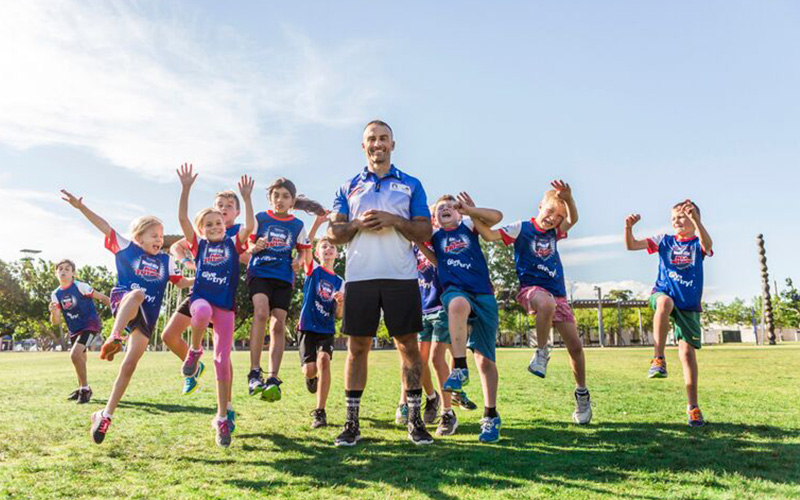 Sanitarium Weet-Bix Kids TRYathlon - 2017 - presentSeries of 11 events across AustraliaCelebrity ambassador, national and local media outreach, influencer collaborations, pre and post event coverage of each series event.