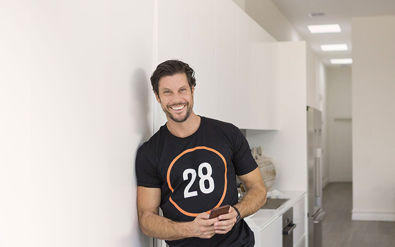 28 by Sam Wood - 2015 – 2017Product launch, content development, media outreach and influencer engagement.