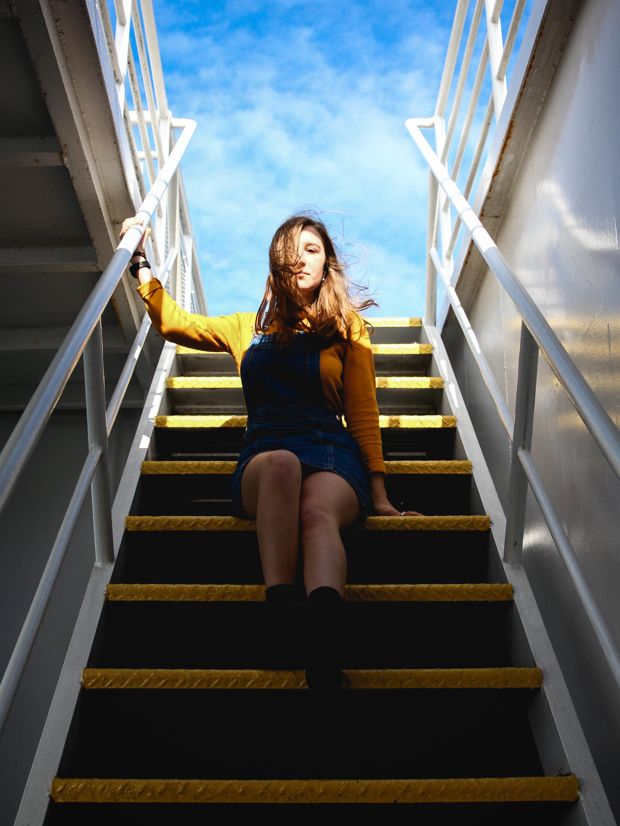 Sadie with stairs.jpg