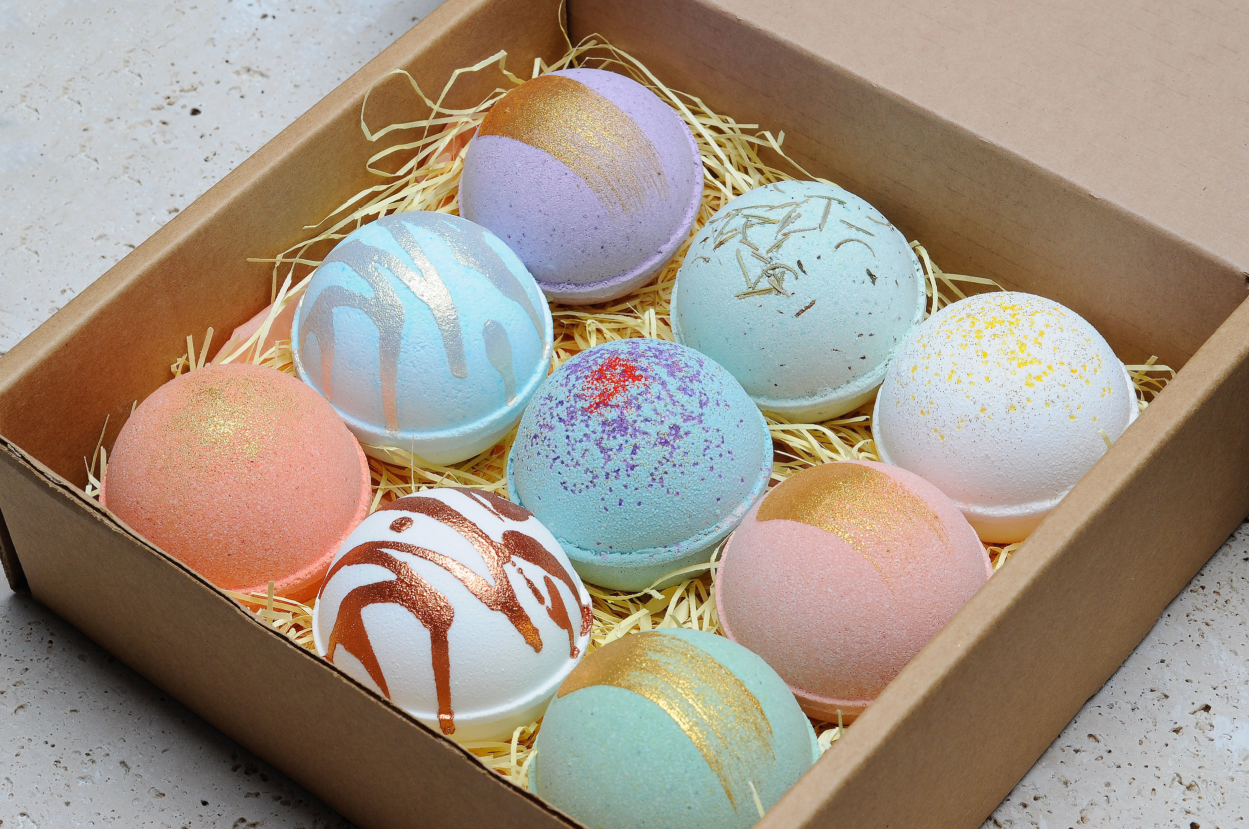Latika Bath Bombs