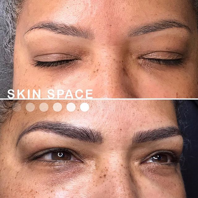 Let's be real! Eyebrows make you look sharper, sexier and more put together. How distracting is it when you're talking to someone and their brows are all over the place?! Don't be that person.. I'll map them out and make them P E R F E C T. Why get your brows bladed if they aren't going to be twins? 😉