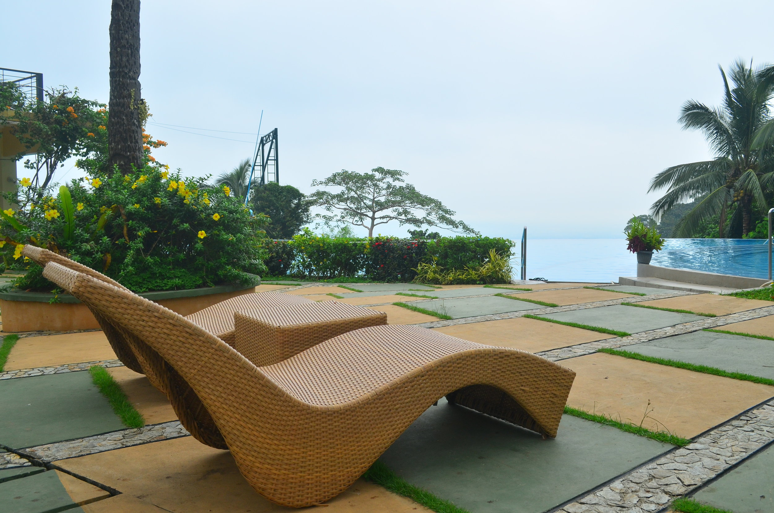 sun lounger near pool(for guests).JPG