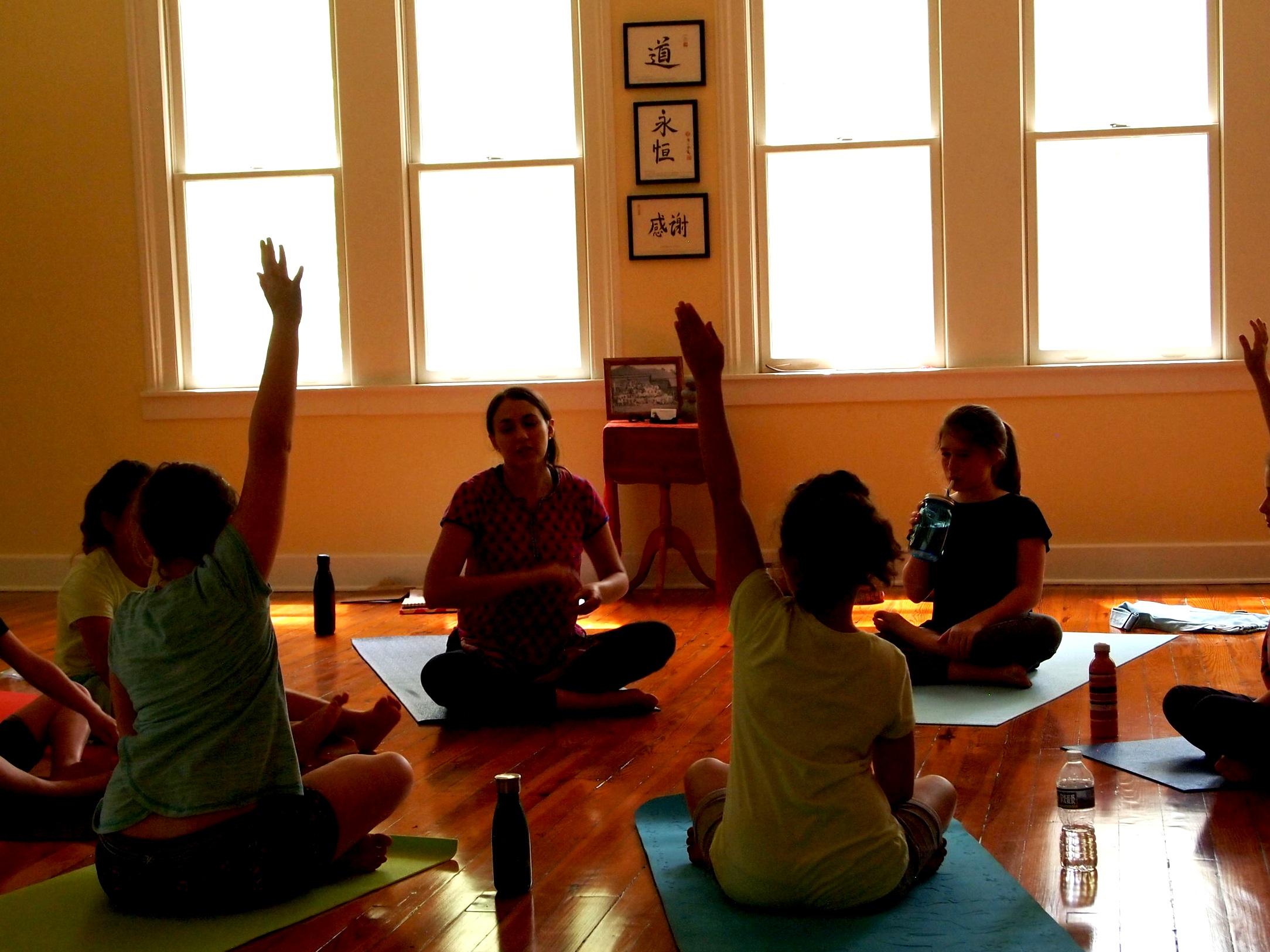 Yoga Instructor, Kids Yoga, Carrollton Georgia
