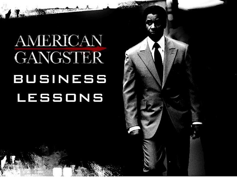 A movie based on a true story that teaches us about branding and business.