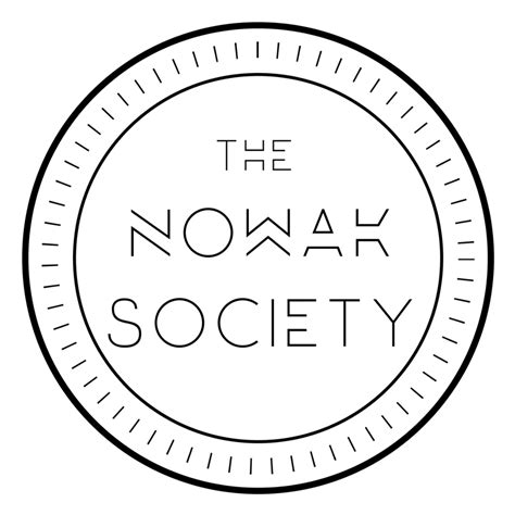 the Nowak Society