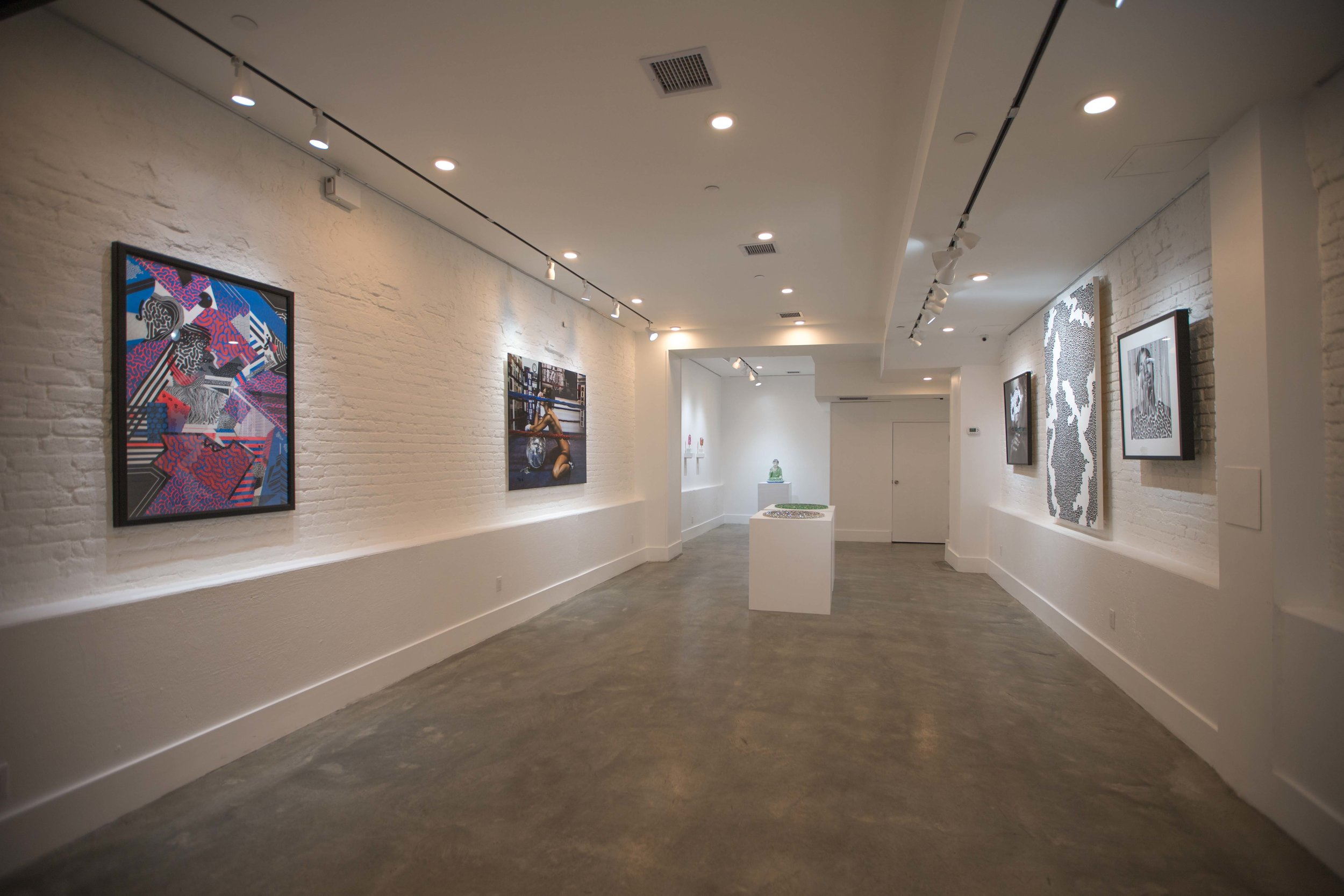 EAST COAST VS. WEST COAST   GROUP SHOW  May 10 - May 31, 2018 Opening Thursday, May 10, 7-10PM   View Exhibition