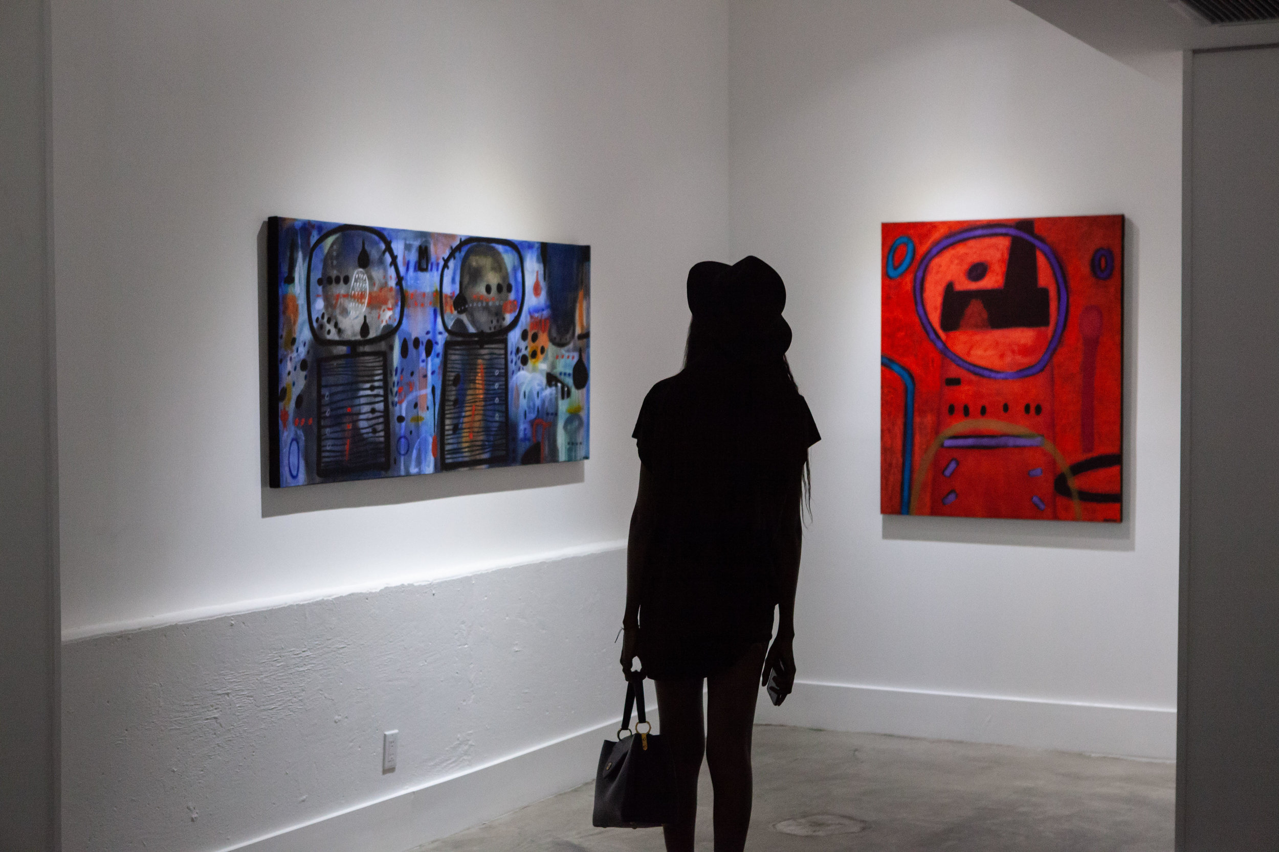 LIBERTAD  GROUP SHOW  September 13 - October 4, 2018 Opening Thursday, September 13, 7-10PM   View Exhibition