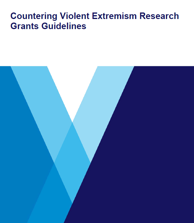 The Countering Violent Extremism Unit at the Department of Justice and Community Safety [Victoria] is pleased to announce that the Countering Violent Extremism Research Grants are now open.    Read more >