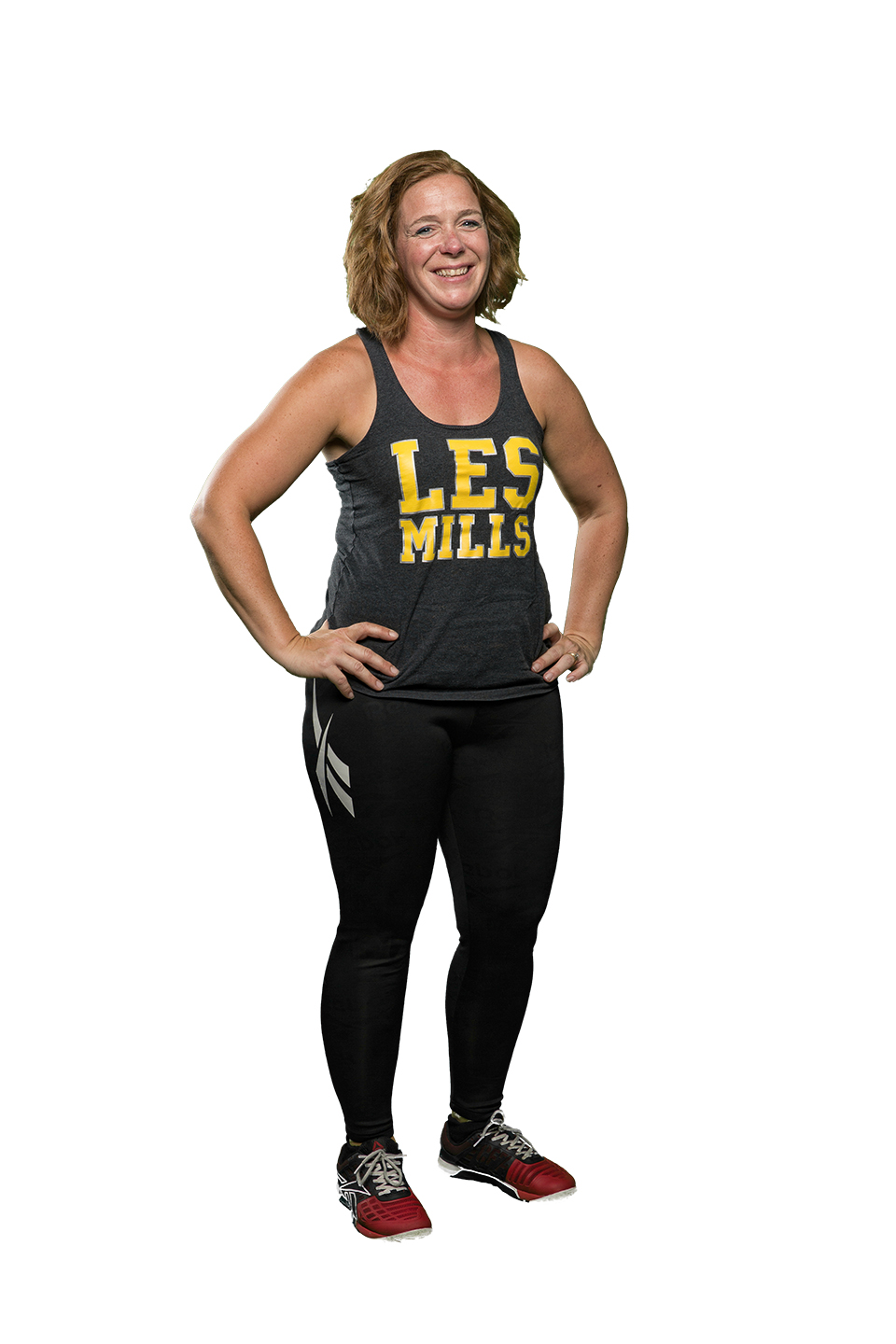 Carrie - RPM, BodyCombat, and BodyPump InstructorCarrie started her Les Mills journey in 2011 with RPM cert. AIM 1 status unlocked in Aug 2016 Bodycombat cert in Feb 2013 Bodypump in July 2014. AIM 1 cert obtained in Jan 2018She fell in love with all things fitness in Fall 2009. Stay at home mom of 2. Looks forward to helping others challenge themselves and maintain that change. Everything in moderation, including pizza. Favorite quote :