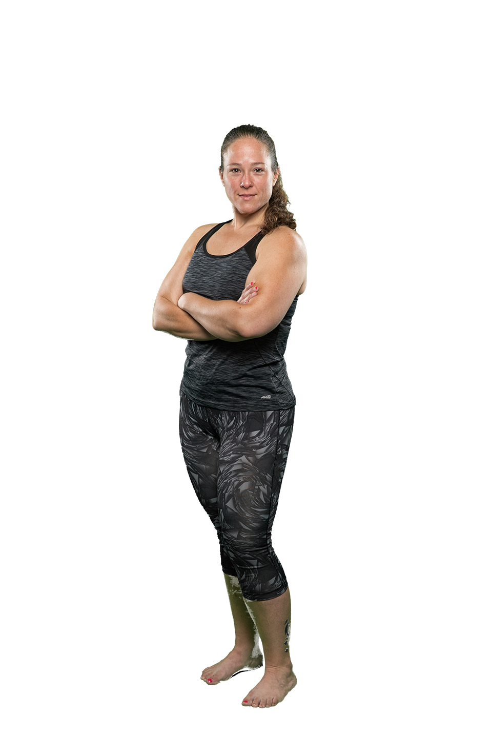 "Sarah - MMA Fitness InstructorSarah is a big proponent of ""you can't make a change until you're ready. You can only do it for yourself, no one else"" In 2012 she decided she was ready but only utilized traditional gyms without instructors, or classes - just equipment and space. In 2013 after suffering a major loss, she almost lost my passion for the gym but then in 2014 a friend talked her into walking through the doors of Young's MMA. Since putting on her first pair of gloves and doing her first fitness class, she has never looked back. She found not only a gym, a new passion and therapy but she had found a family. She started teaching MMA fitness in 2016. She loves seeing all the new and familiar faces that come to class to challenge themselves on a daily basis. The best part, she thinks, is seeing the relationships amongst the members, the friendships, the encouragement and the support. Sarah hopes to see you on the mats, where she will use her infectious energy to get you moving!"