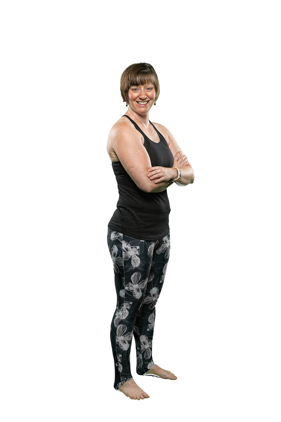 Amy - BodyFlow, BodyPump,and RPM InstructorAmy works as a Full-time Accountant, and is always friendly. She is a self professed Travel and Outdoor Adventure Adrenaline Enthusiast. If she's not at the gym, she's usually on a plane, a mountain, or by a lake!Favorite Quote: It's better to look back on life and say: