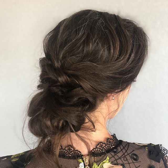 Natural Textured Beauty - Let The Grey Show . . . #sarahbridalbeauty #bridalhair #bridalbeauty #greyorgray #texturedchignon #naturalbeauty #brides #bayareastylist #KevinMurphy #Doo.Over #antigravity