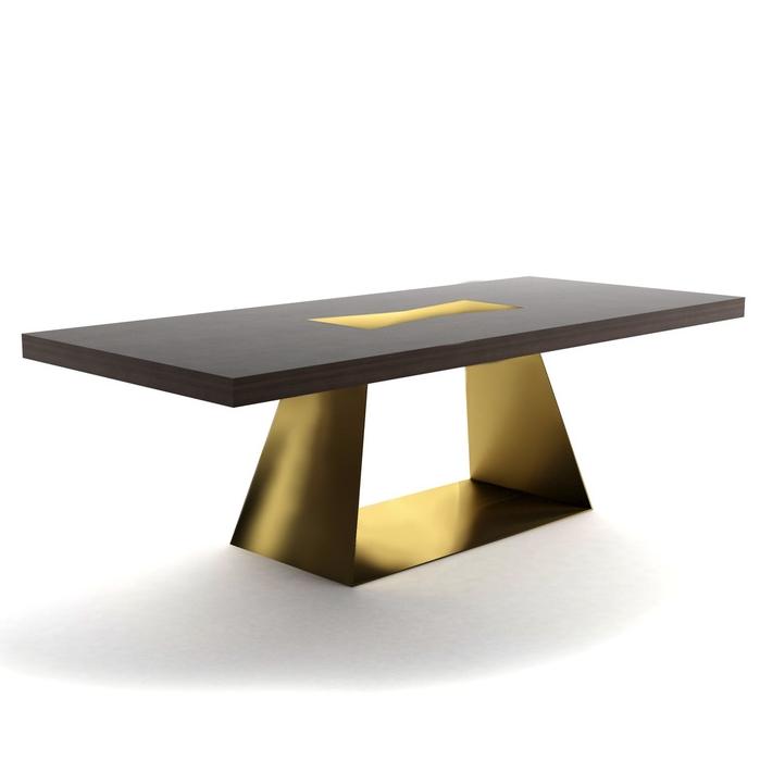 WALKER DINING TABLE -