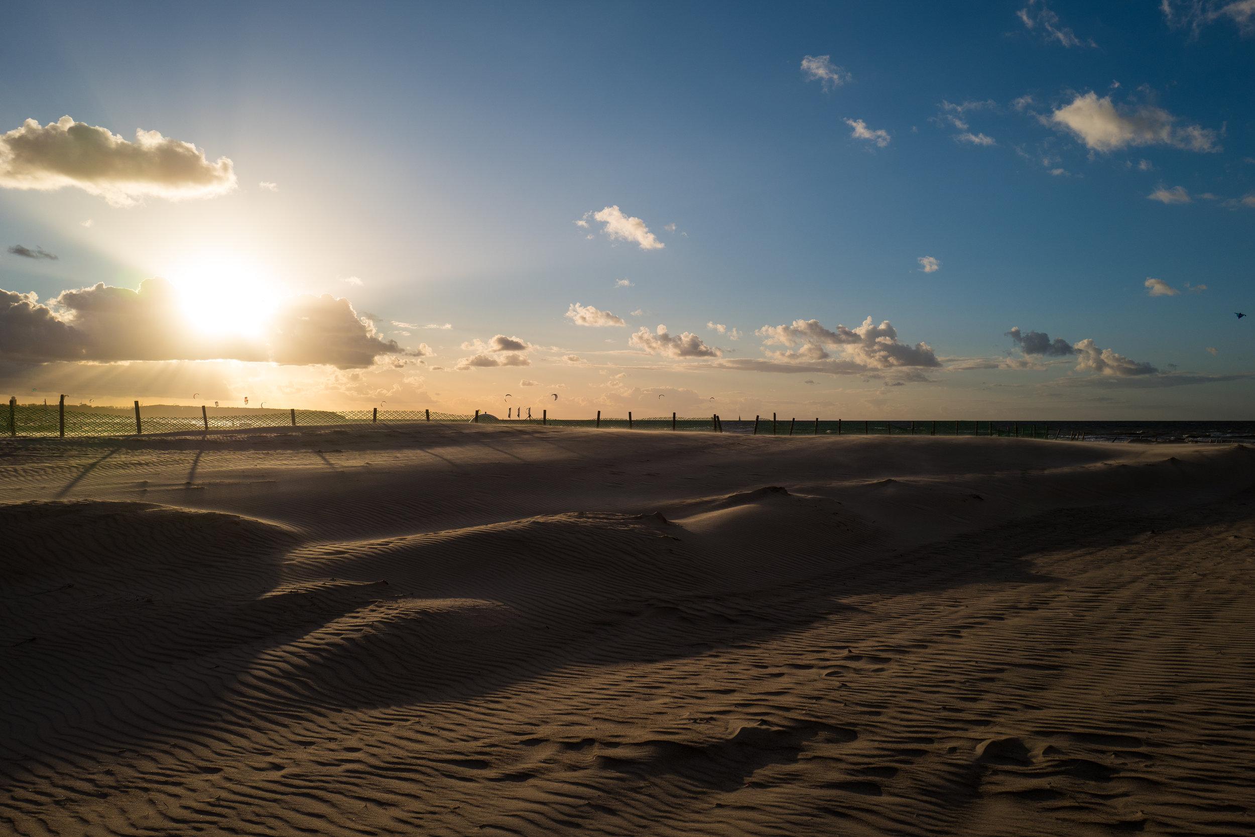 19/31 - Und noch ein Sonnenuntergang.