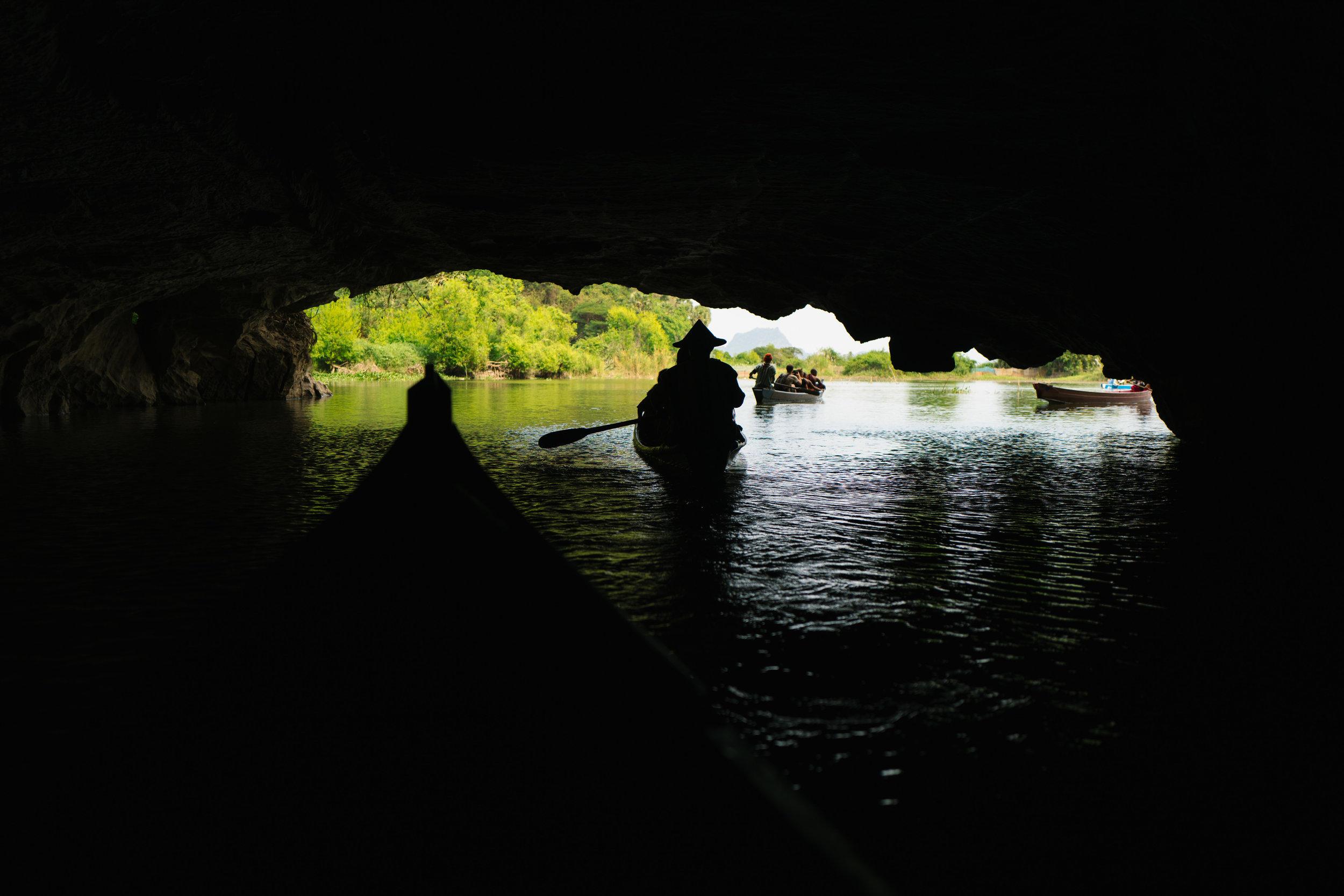 19/32 - Licht am Ende des Tunnels