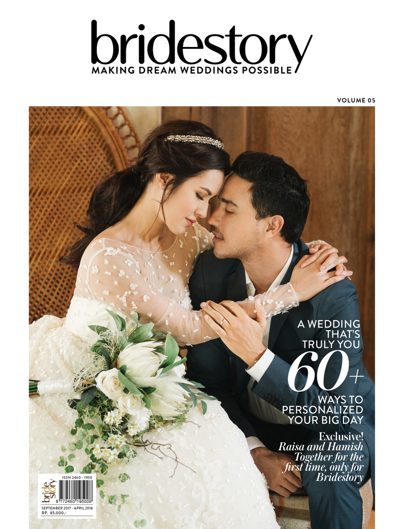 Bridestory   Vol 5 Shot by  Love by NPM