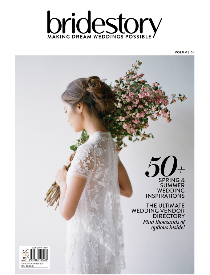 Bridestory   Vol 5 Shot by  Elizabeth Messina