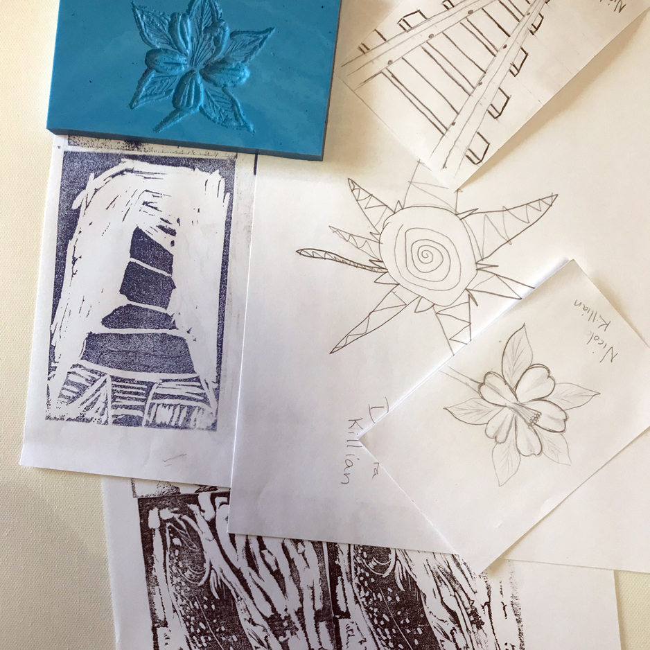 Scroll through contributions and event photos by the community. Durangotans can submit ideas, photos, sketches, and finished symbols to be a part of Common Threads. -