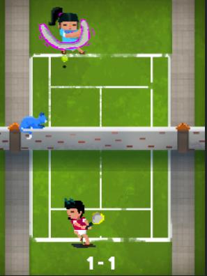 Quick Tennis ingame screenshot1.png