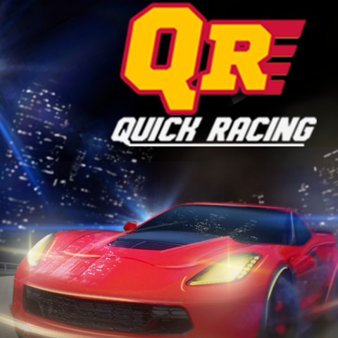Quick Racing - Platforms - Jio Phone (out now)A homage to the classic racing games, Quick Racing lets you race a variety of super and hyper cars across different world locations. Choose your favorite car and race as fast as possible without running out of fuel or bumping onto traffic.One of its kind racing experience out now on the Jio phone and simply nostalgic when played!
