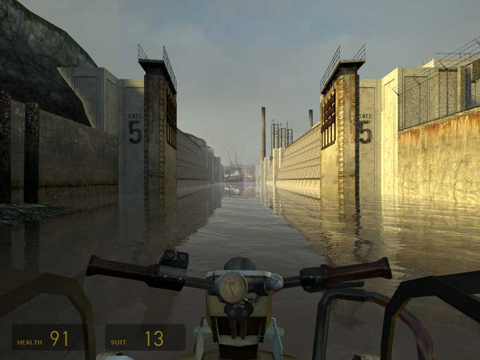 Water Hazard from HL2