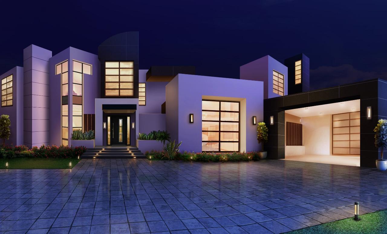 Modern Mansion_Ext_Night.jpg