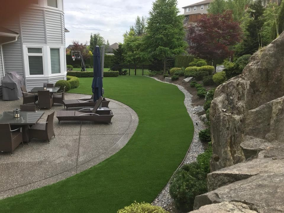 SYNTHETIC GRASS SALES & INSTALLATION