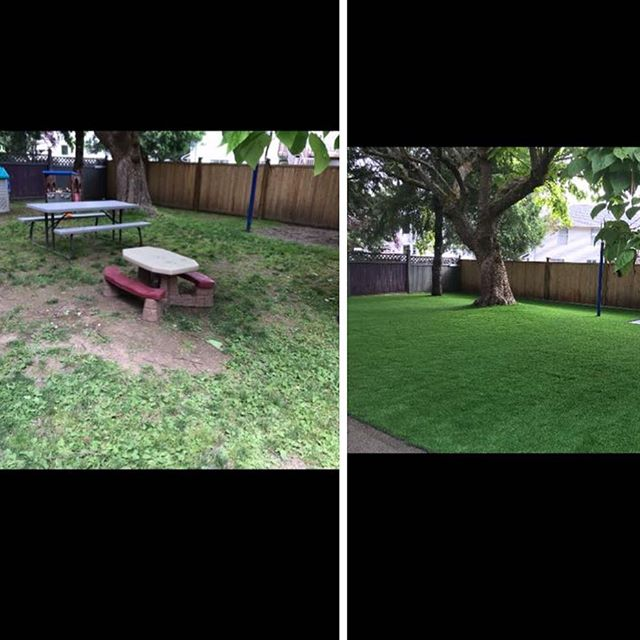 Another beautiful transformation from Tanners Turf. #tanner365green #tannersturf365green #tannersturfservice #tannersturfsyntheticgrass #tannersturfspecialists #lawndesigns #environmentallyfriendlyproducts