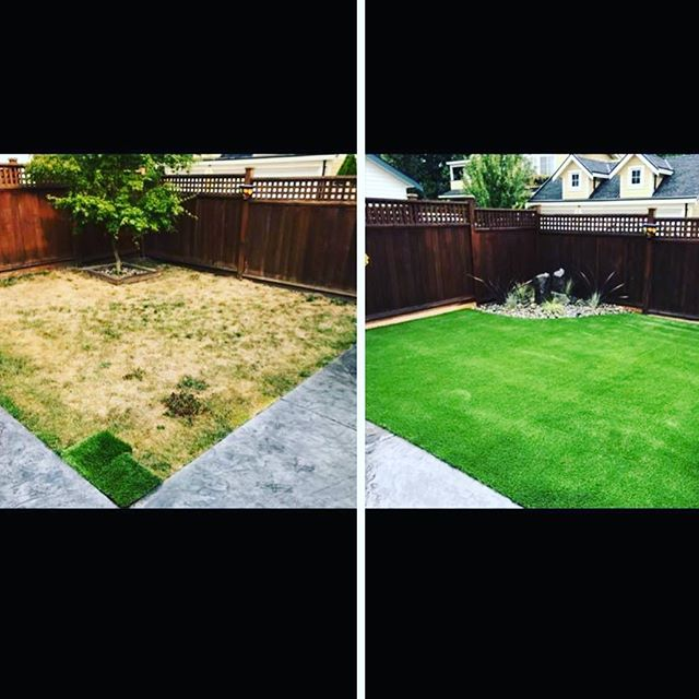Make the switch to Tanners Turf! Call today for a free Quote. Easy lawn care! #lawncarespecialist #turfgrass #turfinstallation #tannersturfservice #tannersturf365 #tannersturfcom #sytheticgrass  #landscapedesigns #goodforenvironment #perfectlawn #installturftoday #tanneryelland