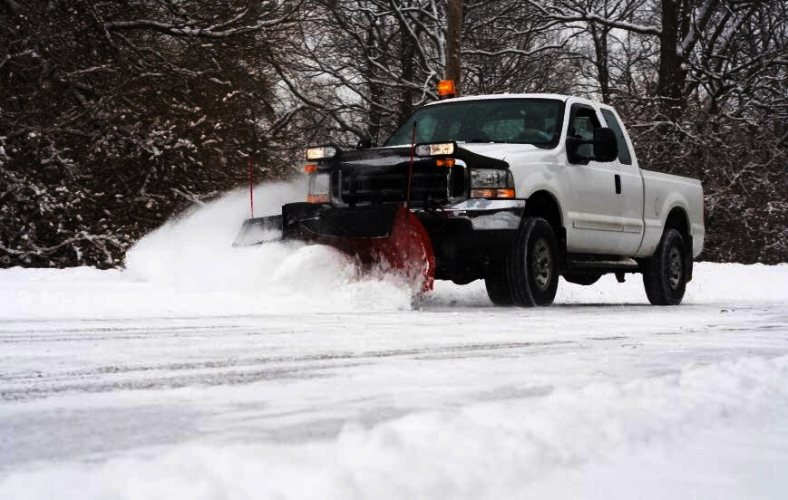 Snow Removal & Salting