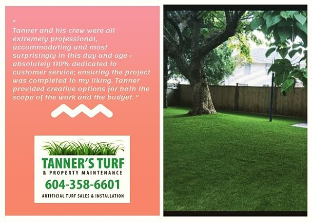 Tanner Turf Is your first stop to the premium quality products. Our broad knowledge of design, experience with excellent customer service will ensure  that your project will be completed what you need. #tannersturfservice #tannersturf365green #tannersturfspecialists #tannersturfsyntheticgrass