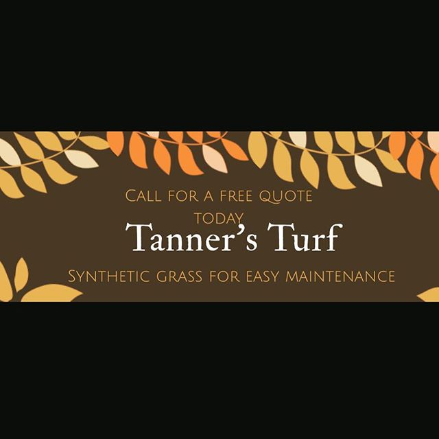 Call Tanners Turf for all your landscaping needs. #tannersturfservice #365green #rubbertiles #rubbertilesolutions #rubbertilefloooring