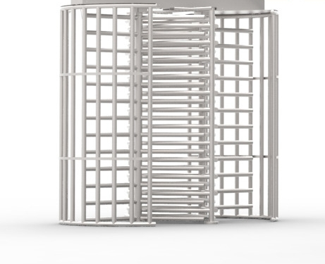 - This is one of many available options for pedestrian security gates. Our Turnstiles are secure and structurally sound. They are designed for long term continuous usage. One-to-one passage control deters tailgating. Easy to maintain.