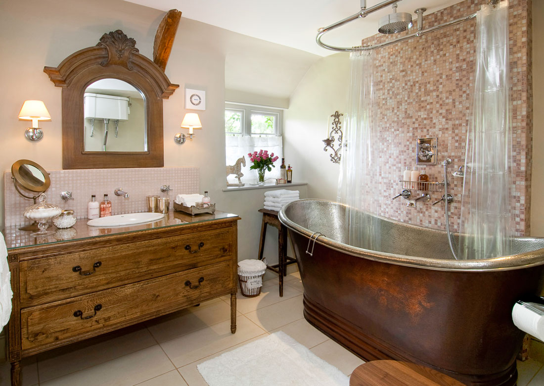 Wall-to-wall luxury at Moorland View Cottage