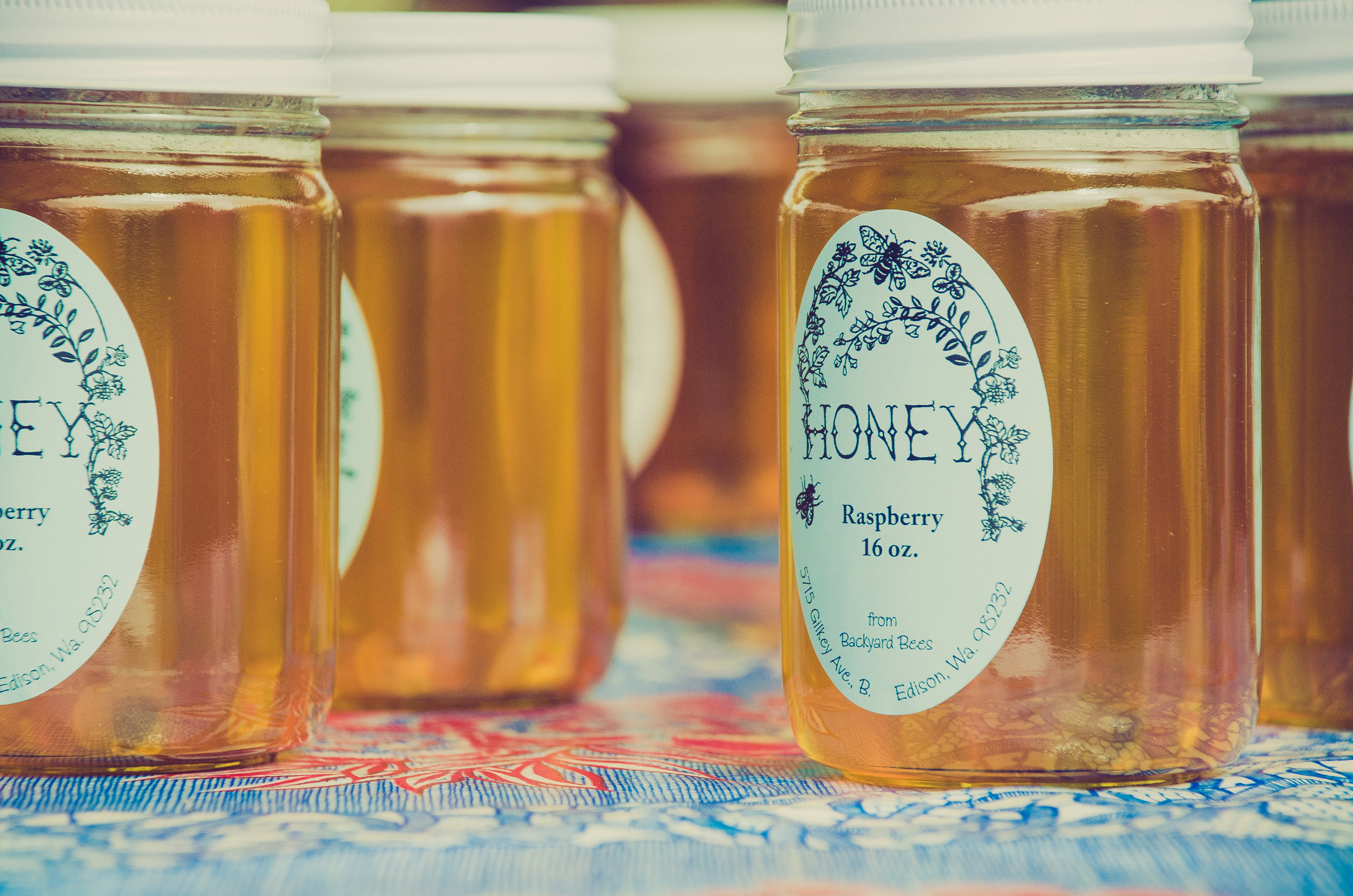 HONESTY BOXES - Look out for delicious homemade produce, sold by food-loving locals on their doorsteps. Think chunky jams made from allotment-grown fruit, freshly-baked cakes, summery cordials, fresh organic eggs and wildflower honey. It's country living at its best.