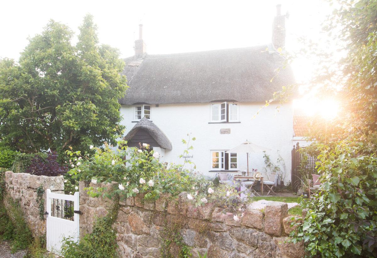 Moorland View Cottage, North Bovey, Devon