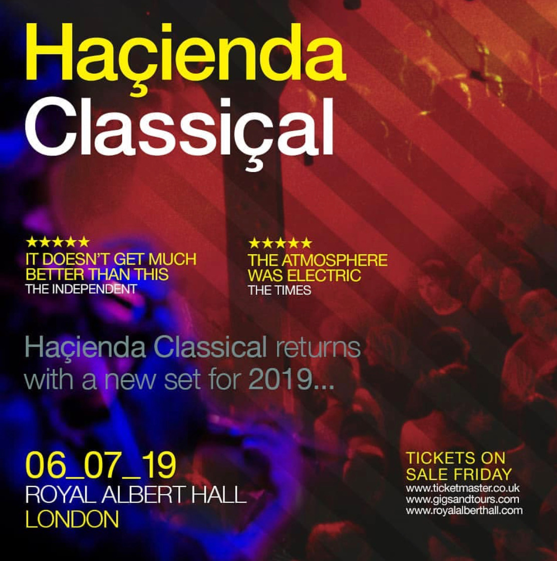 190706 Hacienda Classical Royal Albert Hall London.JPG