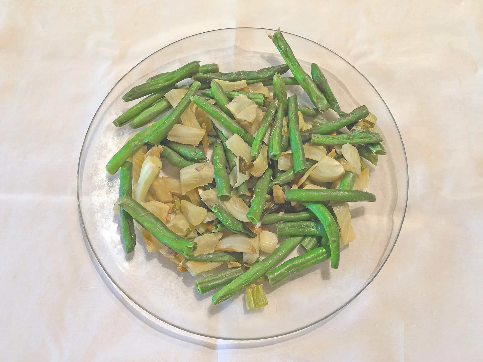 Green Beans and Fennel