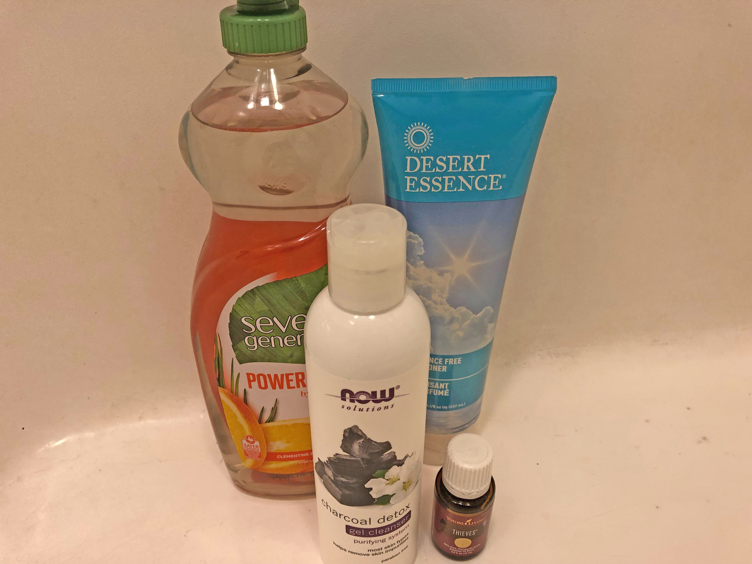 Safe Cleaning and Skincare Products