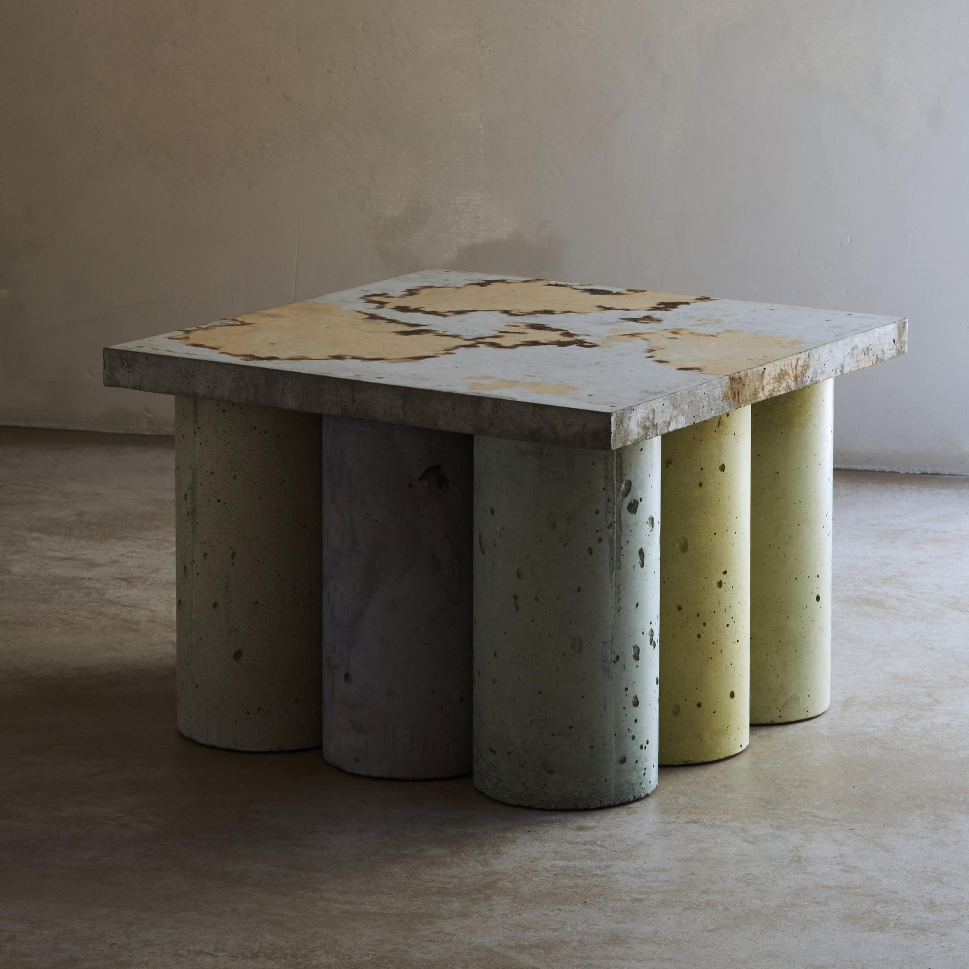 A part - Pettersen & Hein - Concrete Table