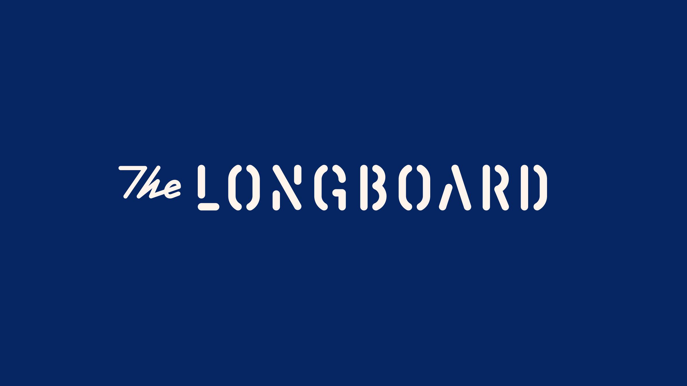 The Longboard Logo
