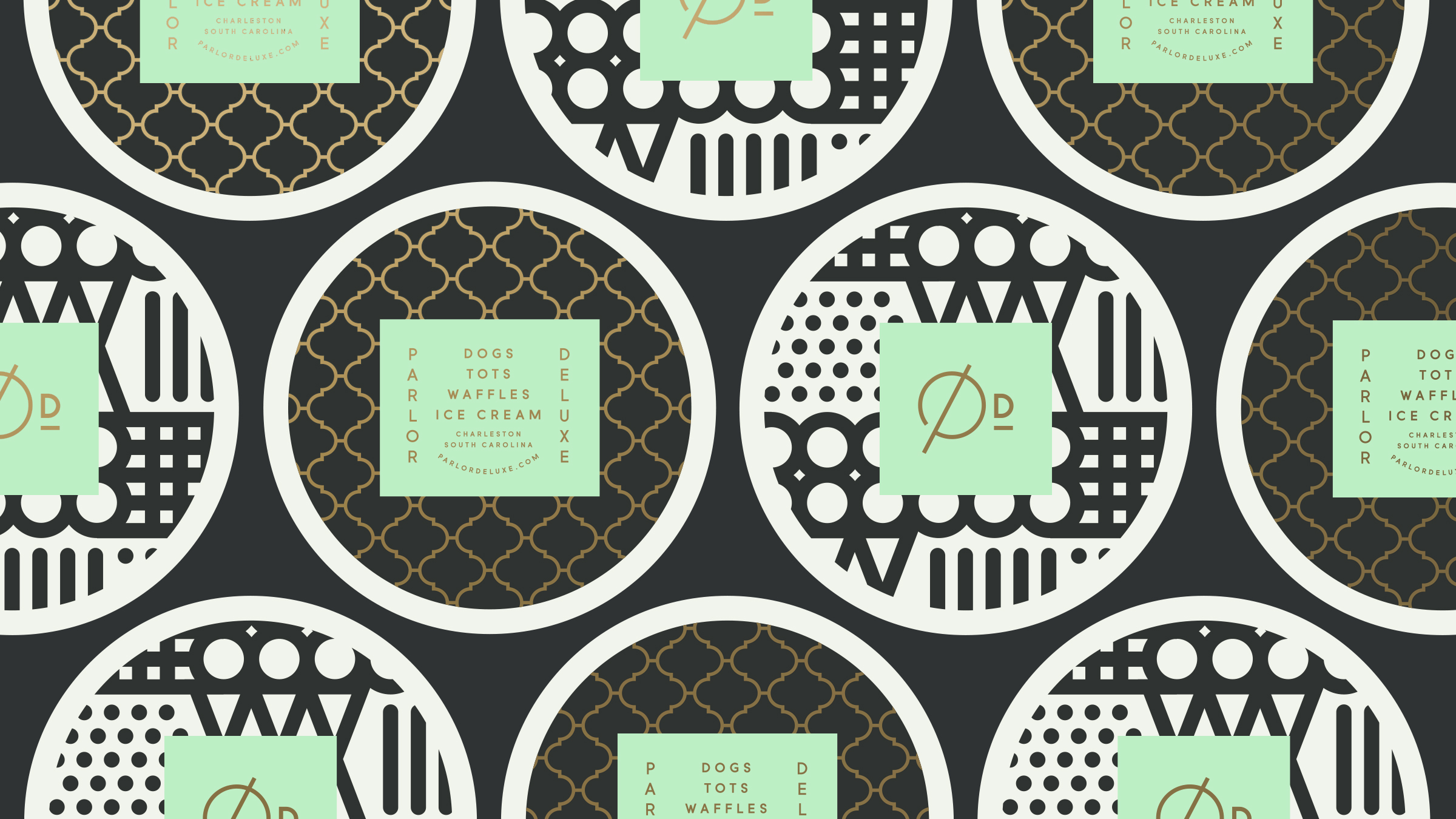 Parlor Deluxe Coasters
