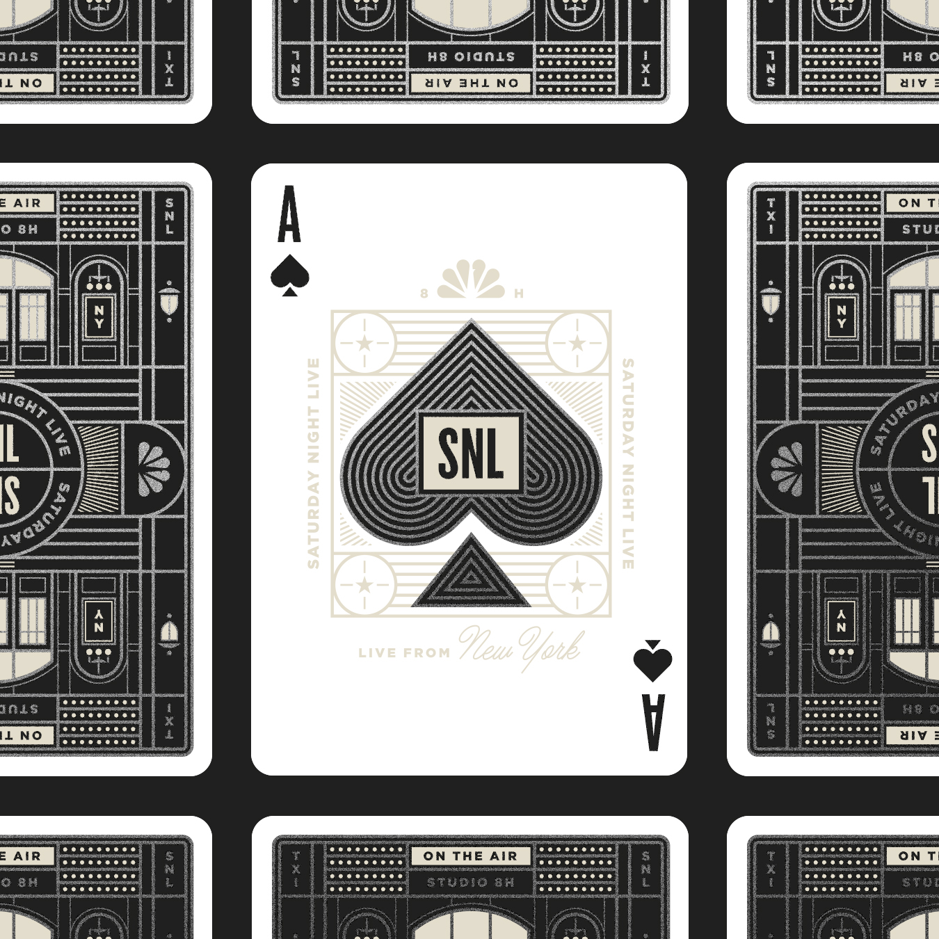 Saturday Night Live Ace of Spades
