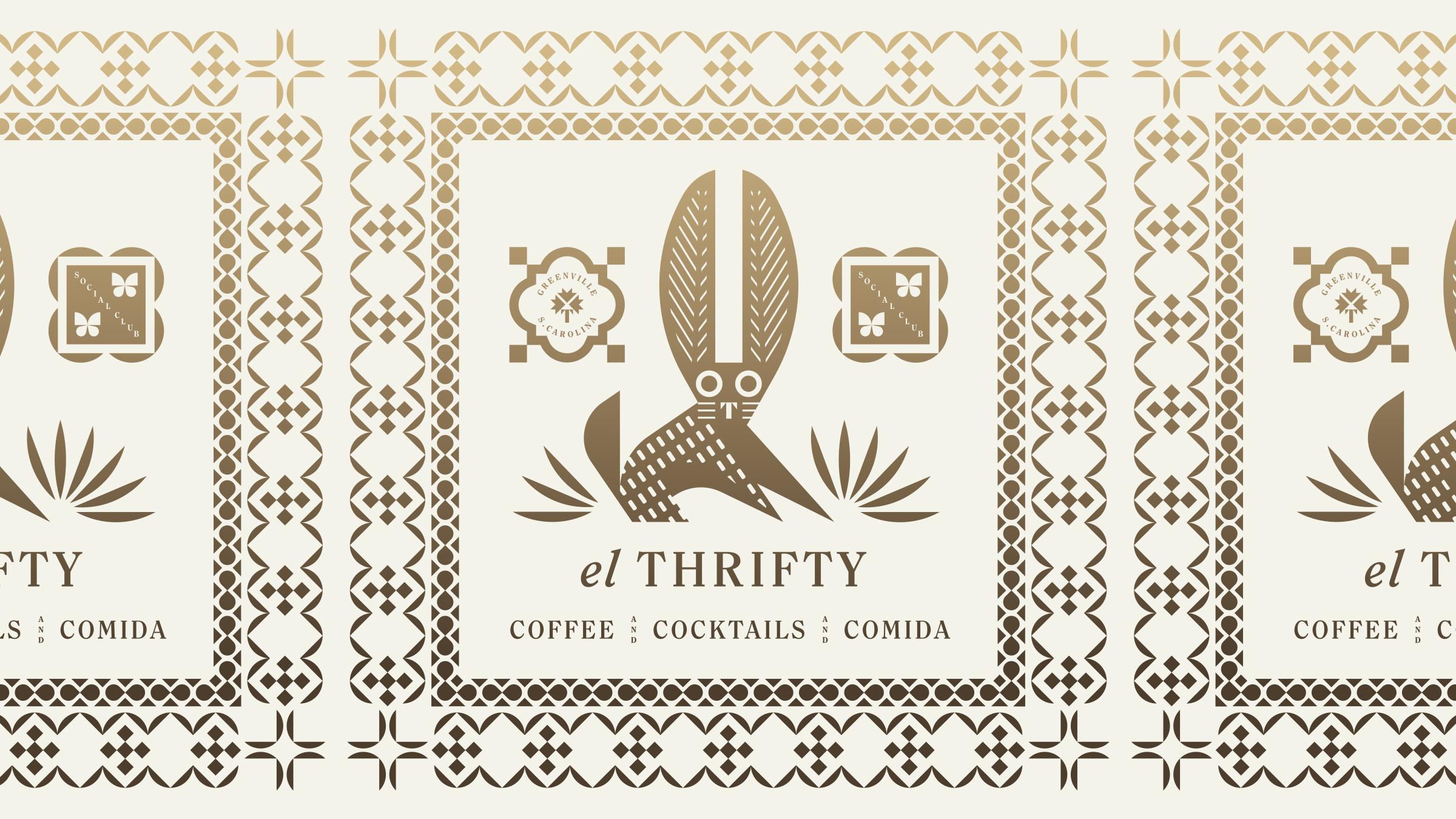 El Thrifty Restaurant Coffee Cocktails Comida
