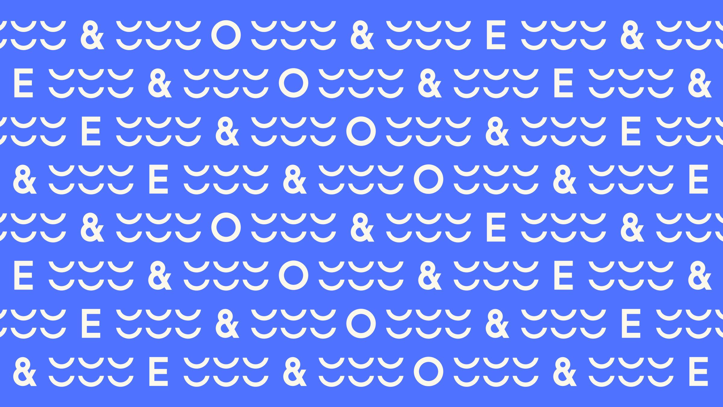 Ella & Ollie's E & O Water Pattern
